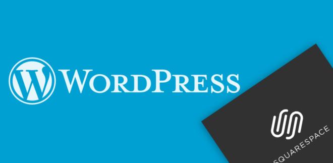 Wordpressvssquarespace